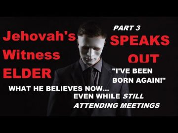 "PIMO Elder ""I am born again"" what he believes now - PART 3"