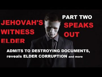 PIMO Elder admits to destroying documents (Interview PART 2)