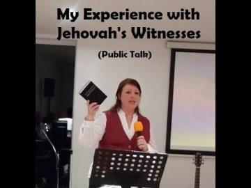 From JW to Jesus - Ex Jehovah's Witness Testimony